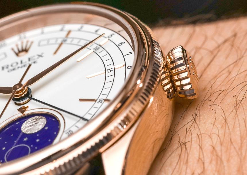 Đồng hồ Rolex Cellini Moonphase 50535