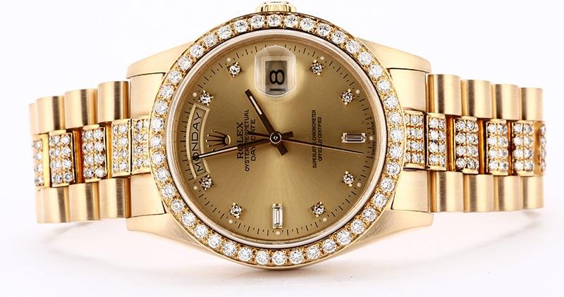 Rolex Day-Date 18348