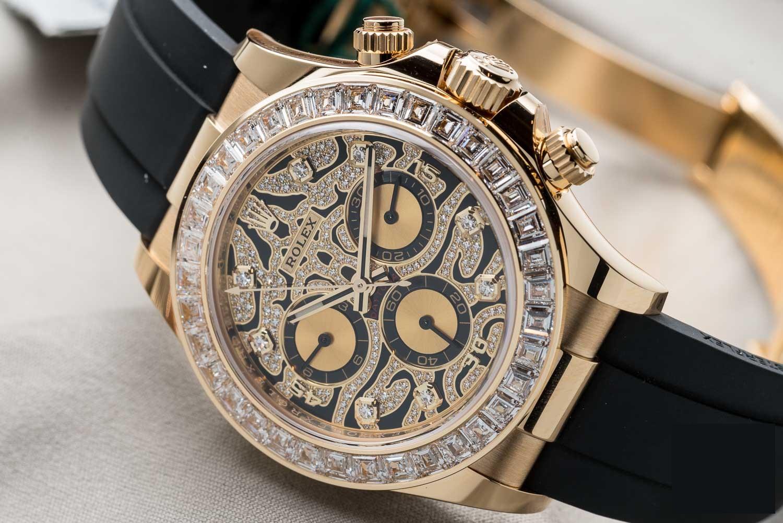Đồng hồ Rolex Daytona 116588TBR-0003
