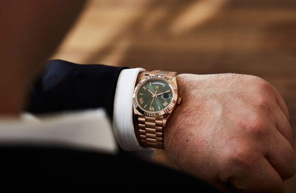 Rolex Day-Date 40 ref. 228235