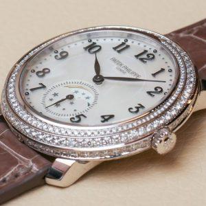 Đồng hồ đeo tay nữ Patek Philippe 4968 Diamond Ribbon