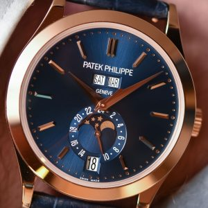 Patek Philippe 5396R Annual Calendar Blue Dial