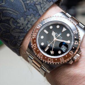 Đồng hồ Rolex GMT-Master II 126715CHNR