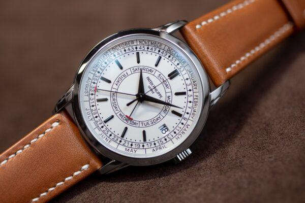 đồng hồ Patek Philippe Calatrava Weekly Calendar 5212A