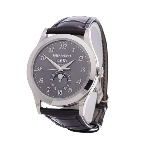 Đồng hồ Patek Philippe 5396G Annual Calendar Grey